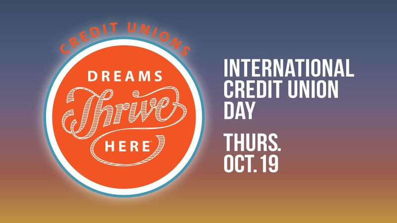 Are You Going To International Credit Union Day?