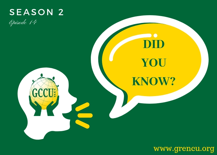 Did You know? Season 2 Episode 14